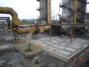 Ferretti France - Project and construction Desulfuration Cokerie plant