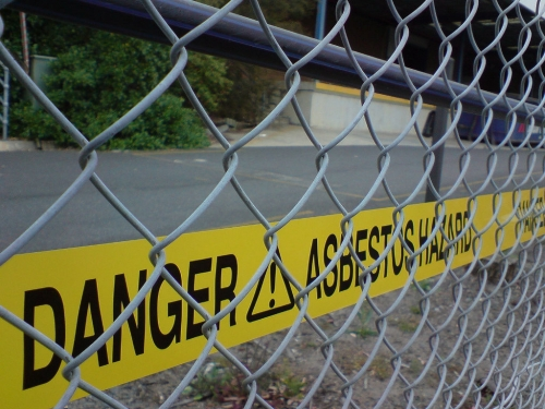 Asbestos reclamation: Ferretti is here for you!