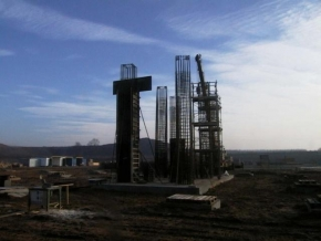 "Construction new ""Waste to Energy Plant"" Corteleona"
